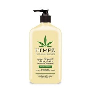 NEW Hempz Sweet Pineapple & Honey Melin Cream
